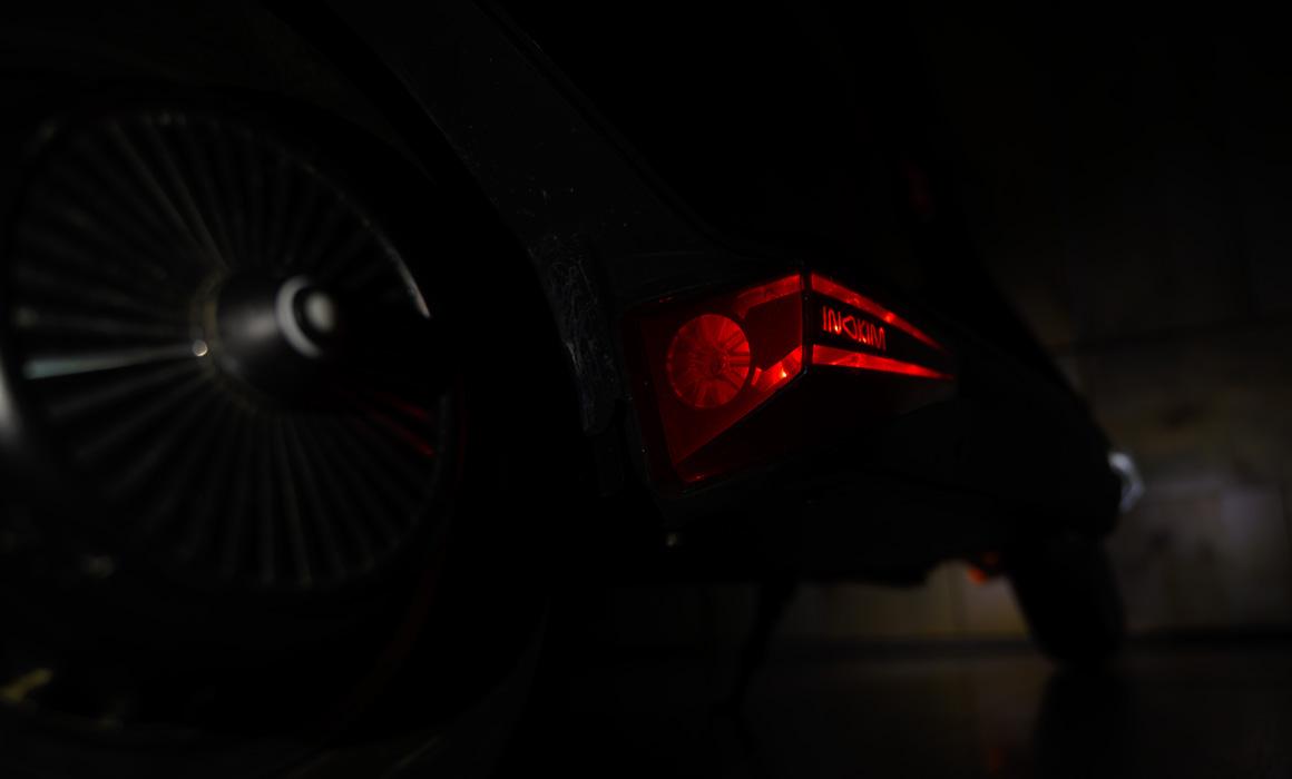 Inokim OX achterlicht