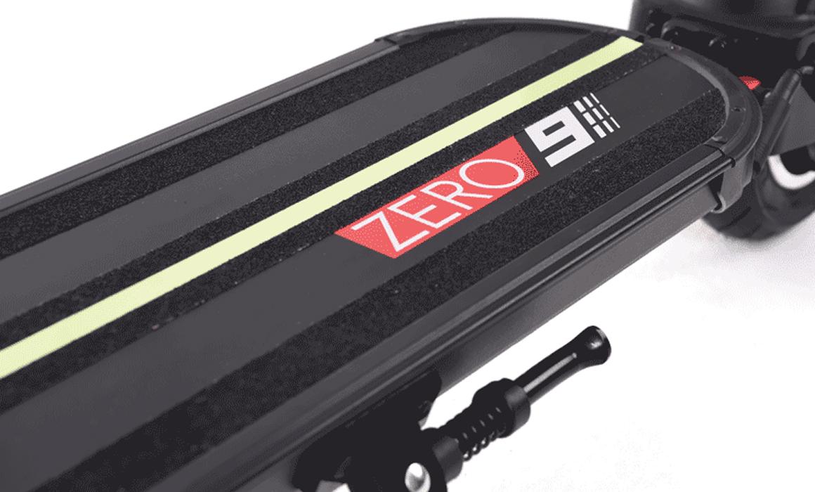 zero 9 deck slider