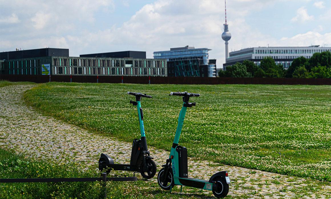Elektrische-step-Duitsland